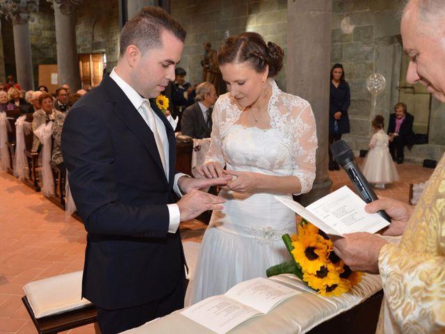 Il matrimonio di Leonardo e Letizia a Montecarlo, Lucca 34