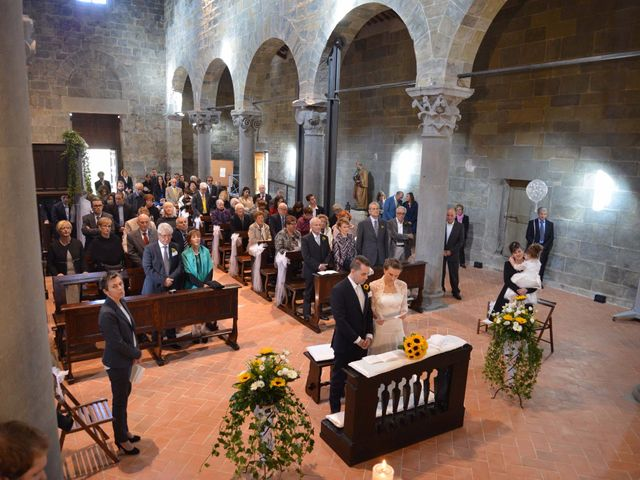 Il matrimonio di Leonardo e Letizia a Montecarlo, Lucca 35