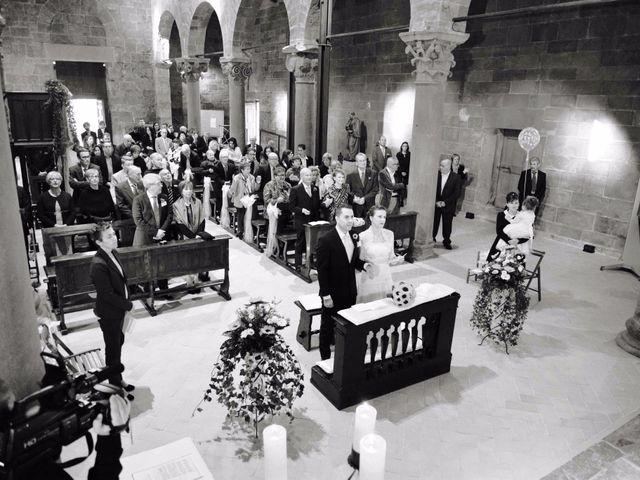 Il matrimonio di Leonardo e Letizia a Montecarlo, Lucca 36