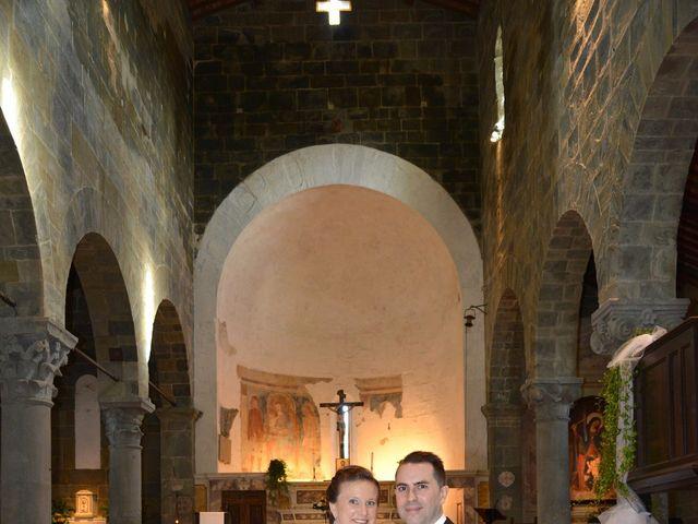 Il matrimonio di Leonardo e Letizia a Montecarlo, Lucca 39