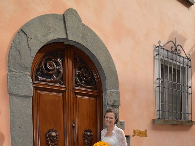 Il matrimonio di Leonardo e Letizia a Montecarlo, Lucca 47