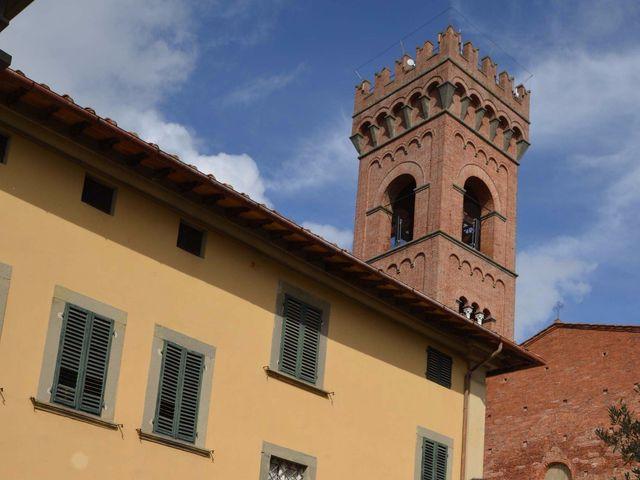 Il matrimonio di Leonardo e Letizia a Montecarlo, Lucca 49