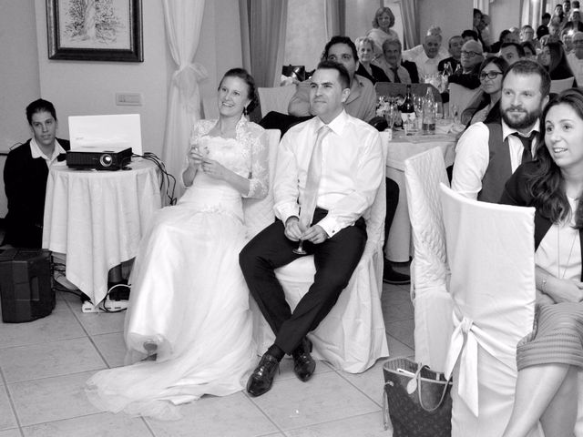 Il matrimonio di Leonardo e Letizia a Montecarlo, Lucca 55