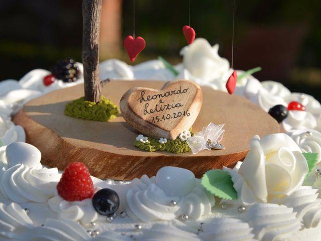 Il matrimonio di Leonardo e Letizia a Montecarlo, Lucca 69