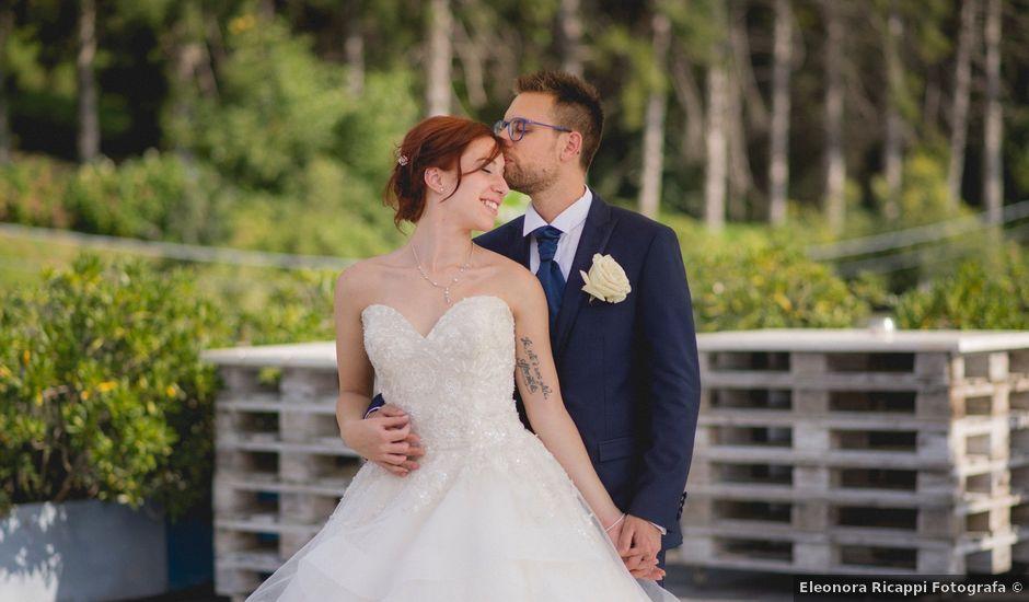 Il matrimonio di Mattia e Cristina a Pettenasco, Novara