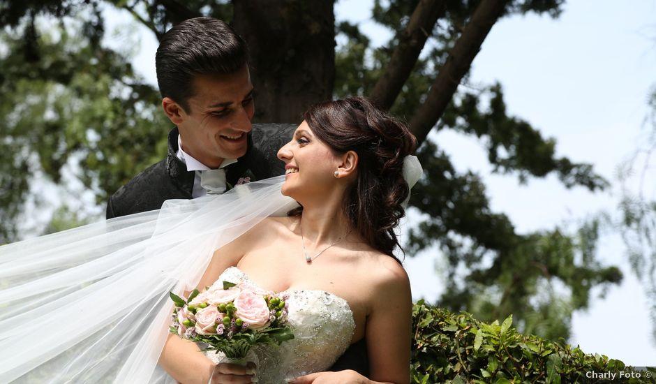 Il matrimonio di Davide e Roberta a Belpasso, Catania