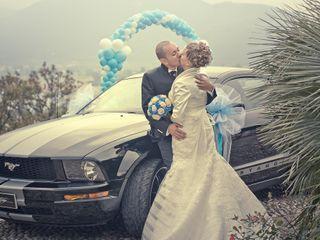 Le nozze di Luisa e Andrea