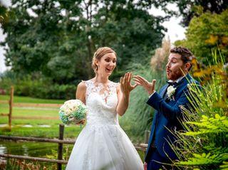 Le nozze di Ingrid e Luca