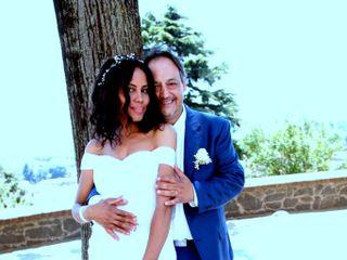Le nozze di Jonaikis e Michele 1