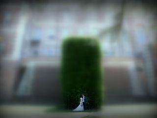 Le nozze di Jonaikis e Michele