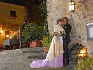 Le nozze di Roberta e Pablo