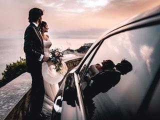 Le nozze di Ilaria e Marco