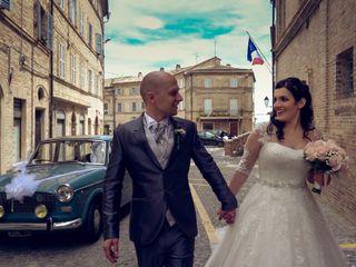 Le nozze di Cosetta e Antonio