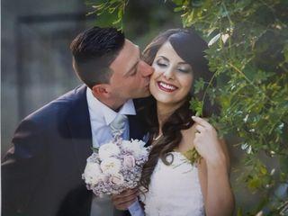Le nozze di Sarah e Antonino