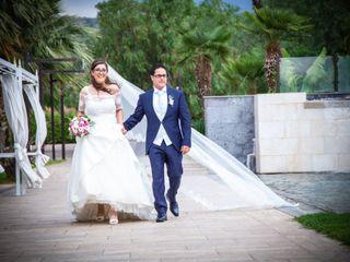 Le nozze di Carlo e Eliana
