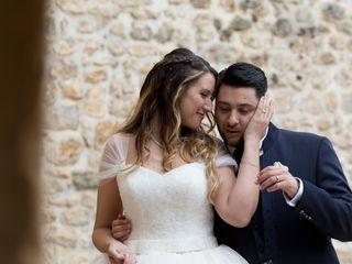 Le nozze di Benedetta e Rocco