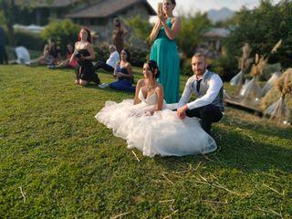Le nozze di  Amina e Andrea