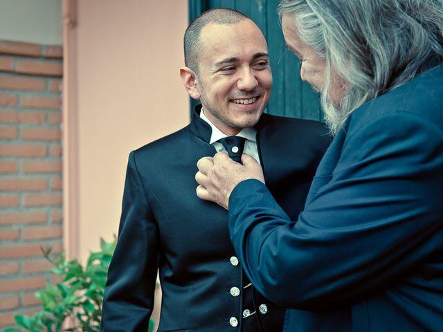 Il matrimonio di Andrea e Luisa a Torbole Casaglia, Brescia 20