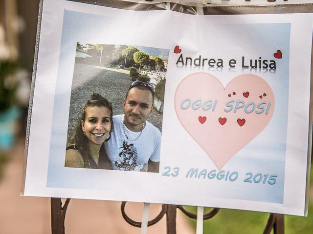 Il matrimonio di Andrea e Luisa a Torbole Casaglia, Brescia 27