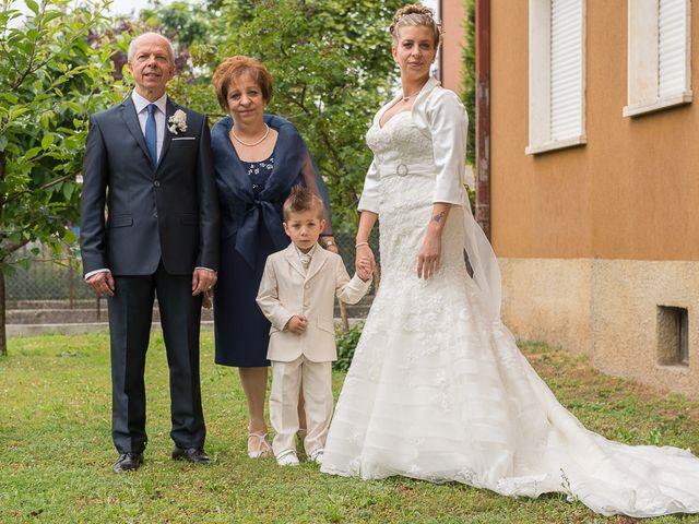 Il matrimonio di Andrea e Luisa a Torbole Casaglia, Brescia 49