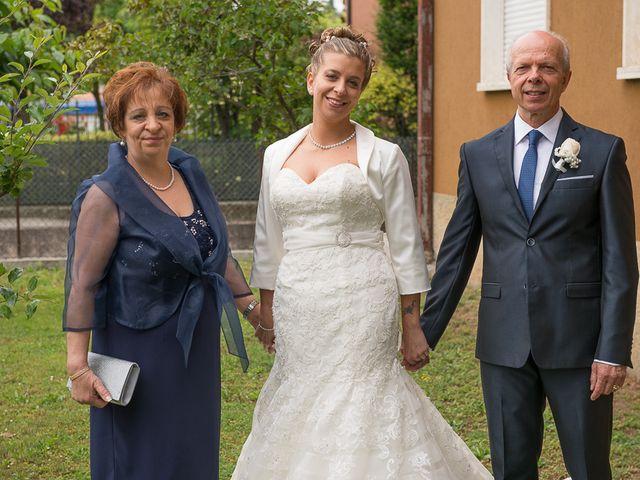 Il matrimonio di Andrea e Luisa a Torbole Casaglia, Brescia 50