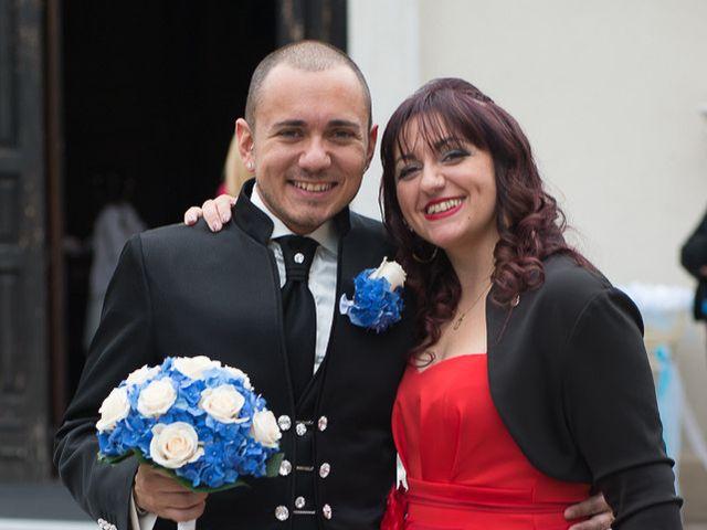 Il matrimonio di Andrea e Luisa a Torbole Casaglia, Brescia 56