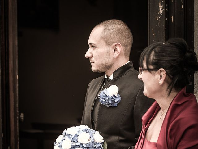 Il matrimonio di Andrea e Luisa a Torbole Casaglia, Brescia 62