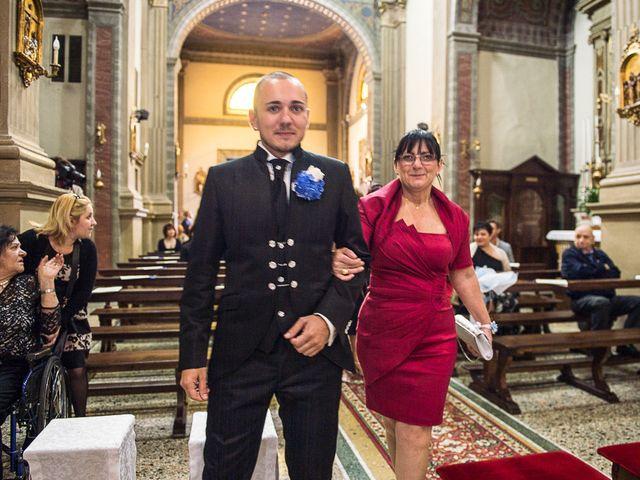 Il matrimonio di Andrea e Luisa a Torbole Casaglia, Brescia 65