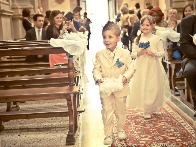 Il matrimonio di Andrea e Luisa a Torbole Casaglia, Brescia 66