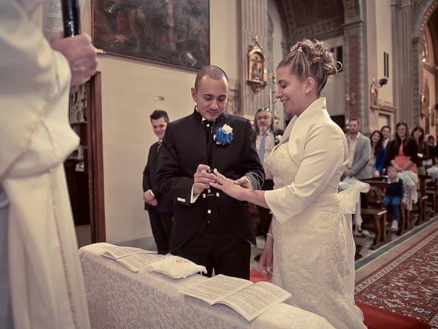 Il matrimonio di Andrea e Luisa a Torbole Casaglia, Brescia 72