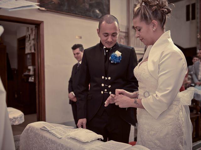 Il matrimonio di Andrea e Luisa a Torbole Casaglia, Brescia 73
