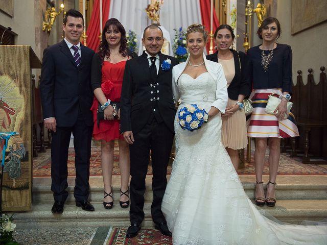 Il matrimonio di Andrea e Luisa a Torbole Casaglia, Brescia 74