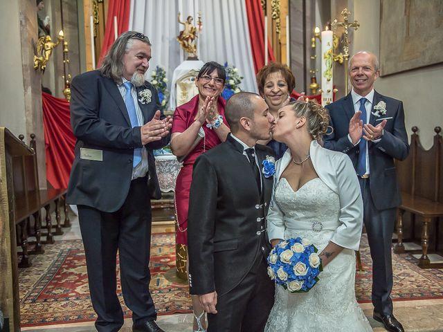 Il matrimonio di Andrea e Luisa a Torbole Casaglia, Brescia 76