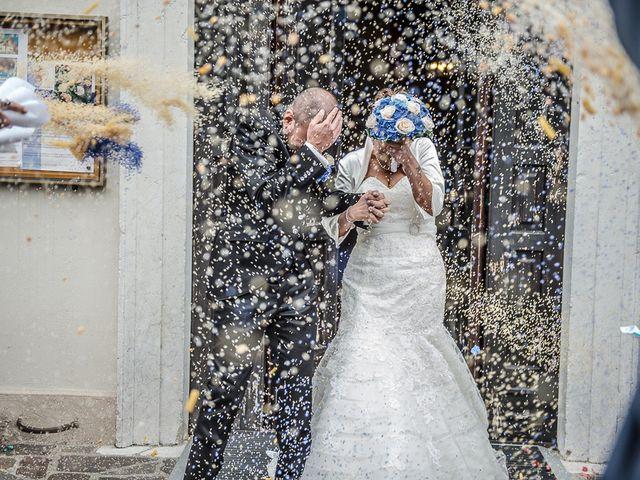 Il matrimonio di Andrea e Luisa a Torbole Casaglia, Brescia 1