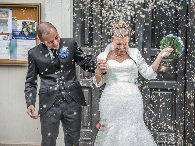Il matrimonio di Andrea e Luisa a Torbole Casaglia, Brescia 80