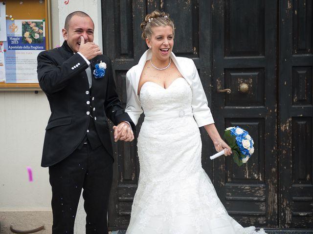 Il matrimonio di Andrea e Luisa a Torbole Casaglia, Brescia 81