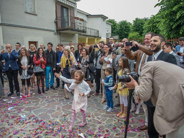 Il matrimonio di Andrea e Luisa a Torbole Casaglia, Brescia 82