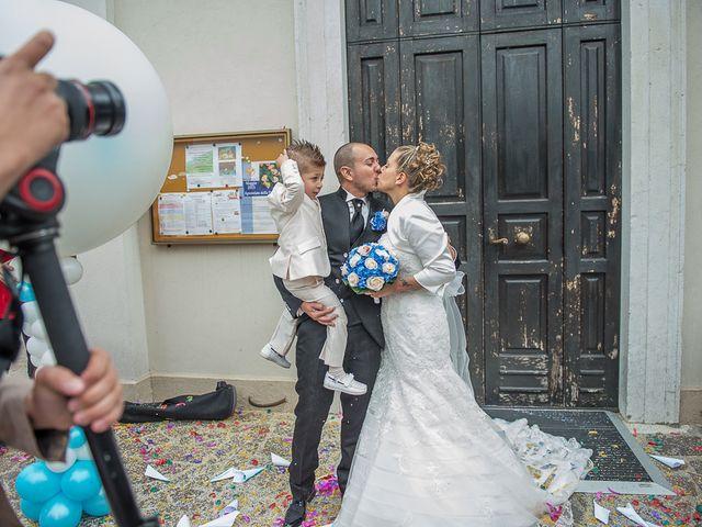 Il matrimonio di Andrea e Luisa a Torbole Casaglia, Brescia 83