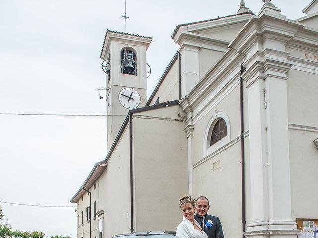 Il matrimonio di Andrea e Luisa a Torbole Casaglia, Brescia 2