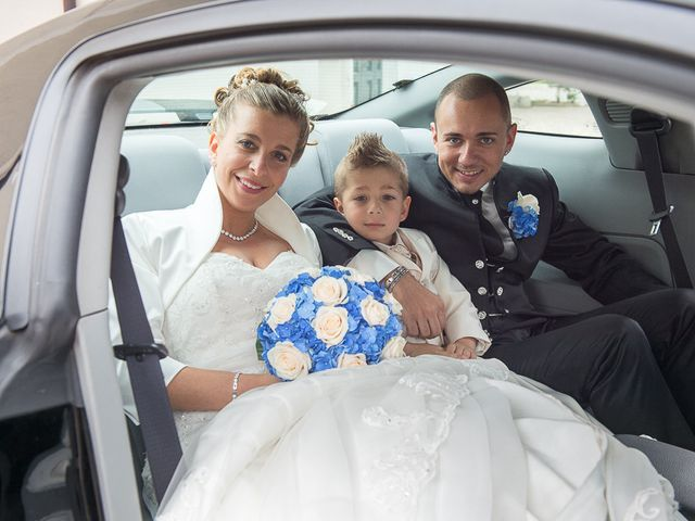 Il matrimonio di Andrea e Luisa a Torbole Casaglia, Brescia 86