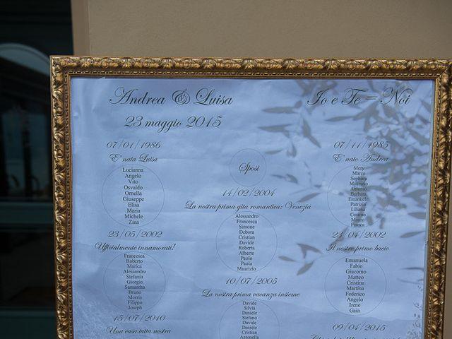 Il matrimonio di Andrea e Luisa a Torbole Casaglia, Brescia 87