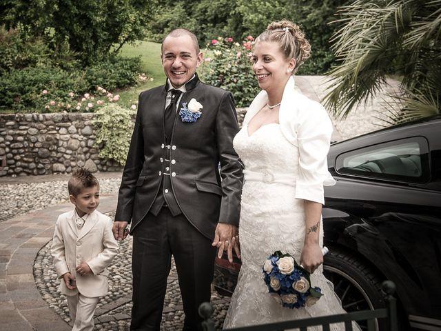 Il matrimonio di Andrea e Luisa a Torbole Casaglia, Brescia 96