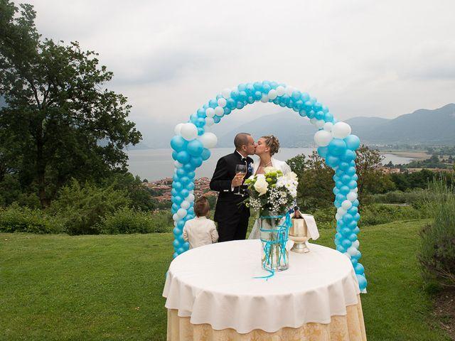 Il matrimonio di Andrea e Luisa a Torbole Casaglia, Brescia 99
