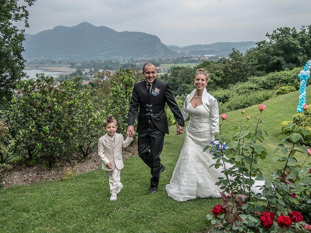 Il matrimonio di Andrea e Luisa a Torbole Casaglia, Brescia 103