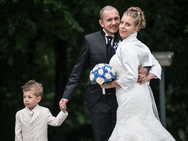 Il matrimonio di Andrea e Luisa a Torbole Casaglia, Brescia 107