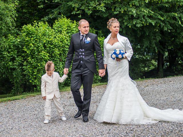 Il matrimonio di Andrea e Luisa a Torbole Casaglia, Brescia 108