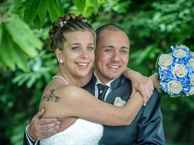 Il matrimonio di Andrea e Luisa a Torbole Casaglia, Brescia 118