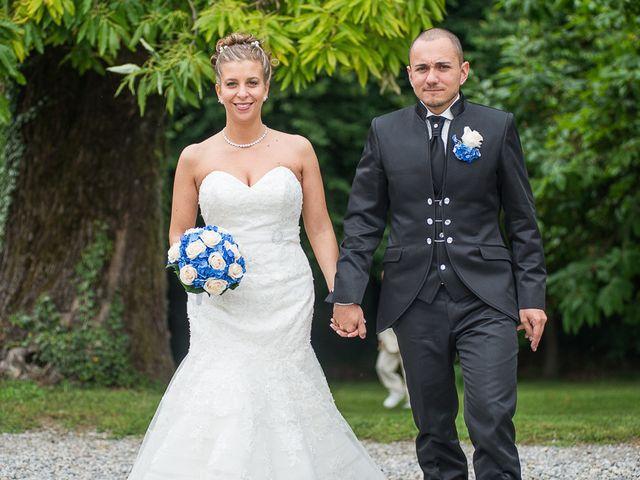 Il matrimonio di Andrea e Luisa a Torbole Casaglia, Brescia 120