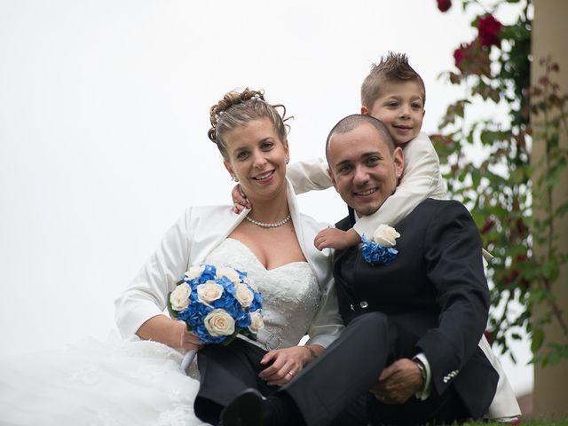 Il matrimonio di Andrea e Luisa a Torbole Casaglia, Brescia 127