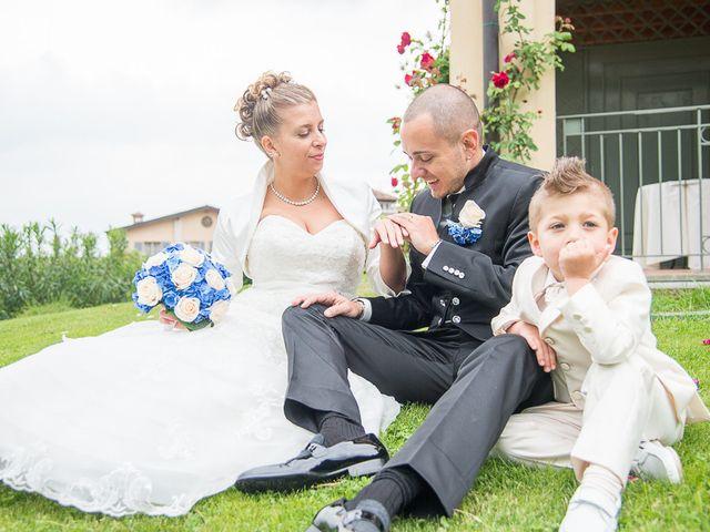 Il matrimonio di Andrea e Luisa a Torbole Casaglia, Brescia 131